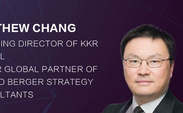 DCC bổ nhiệm ông Matthew Chang làm Giám đốc Điều hành