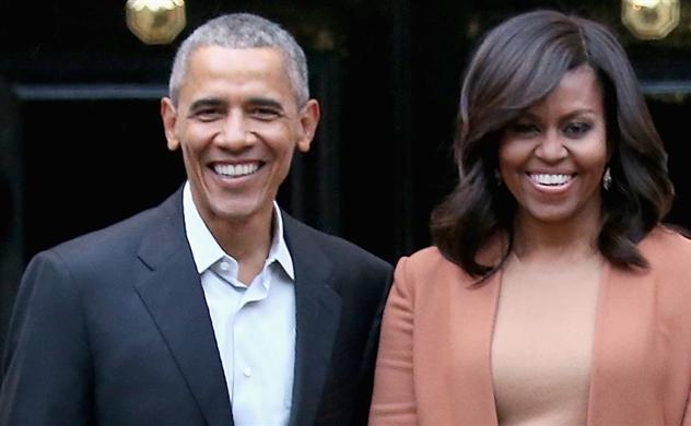 Cựu Tổng thống Mỹ Obama sẽ làm phim