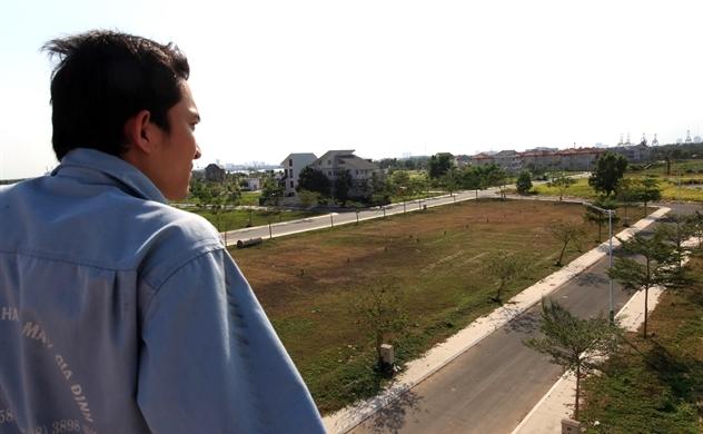 Thêm góc nhìn về biến động giá đất