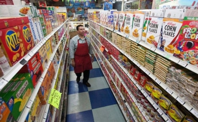 Ngành thực phẩm Mỹ đang rơi vào hỗn loạn