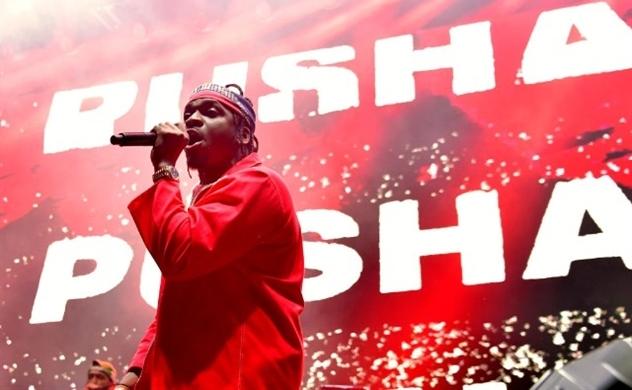 Lấy bức ảnh đầy bê bối của Whitney Houston làm bìa album, Rapper Pusha hứng chỉ trích
