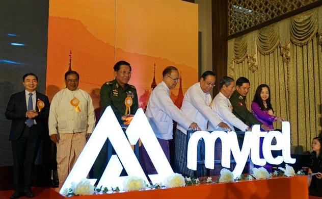 Viettel sẽ khai trương mạng di động tại Myanmar