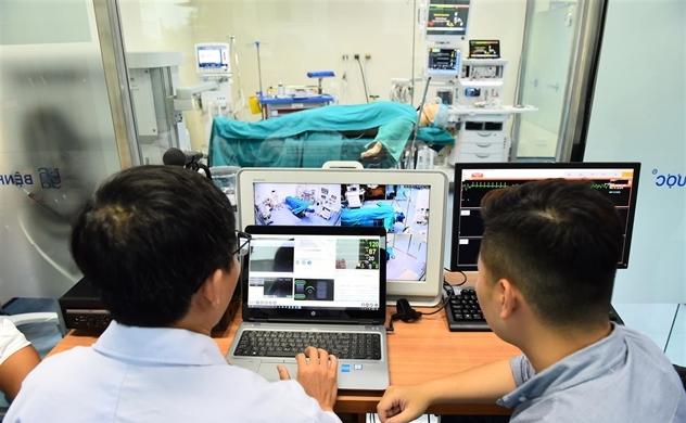 VietMedical và GE Healthcare: Khánh thành Phòng huấn luyện gây mê hồi sức