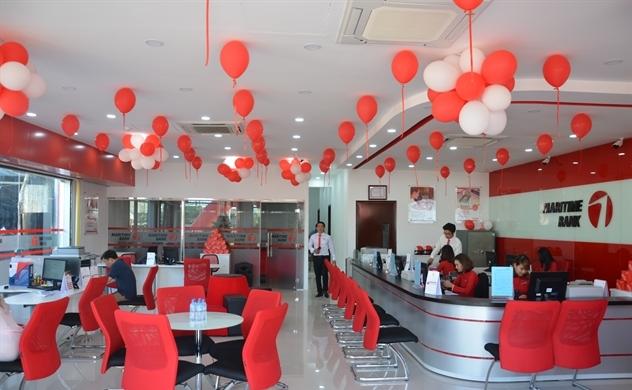 Maritime Bank khai trương 3 chi nhánh mới