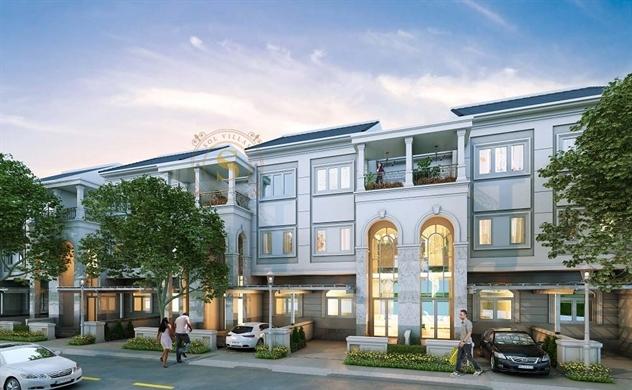 Khu biệt thự compound Sol Villas mở bán thành công