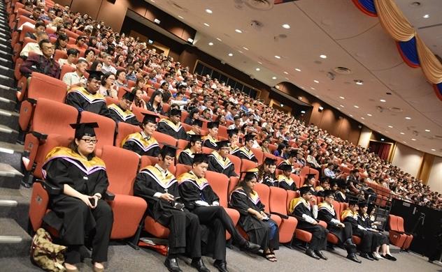 Các trường đại học châu Á tăng thứ hạng danh tiếng toàn cầu