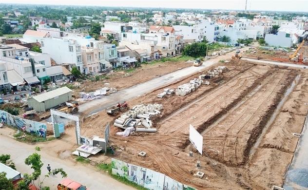 Thắng Lợi Riverside Market được đẩy nhanh tiến độ hạ tầng