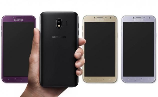 Samsung ra mắt Galaxy J4
