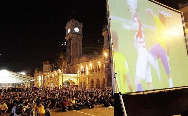 Người dân Malaysia được xem World Cup 2018 miễn phí