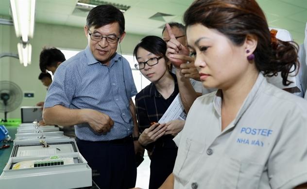Samsung nhắm tới mục tiêu nâng tỷ lệ nội địa hóa lên 57%