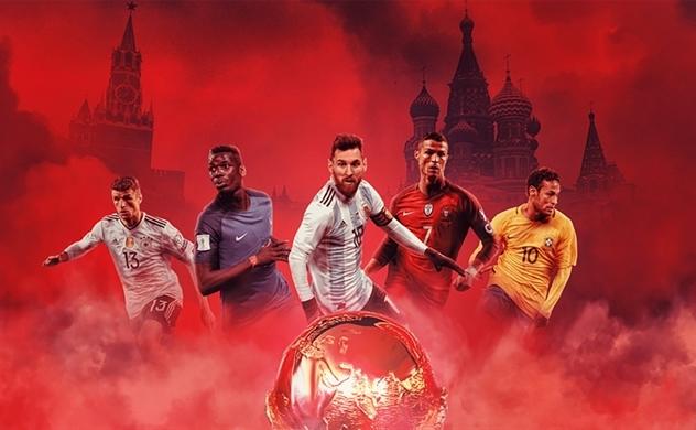 Góc nhìn World Cup 2018 trên YouTube