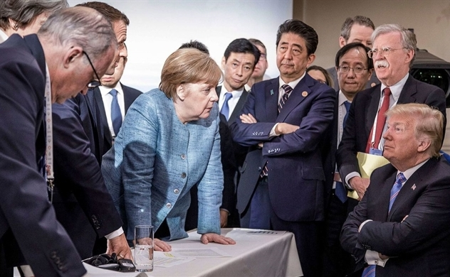 Ông Trump dọa ngừng giao thương với G7