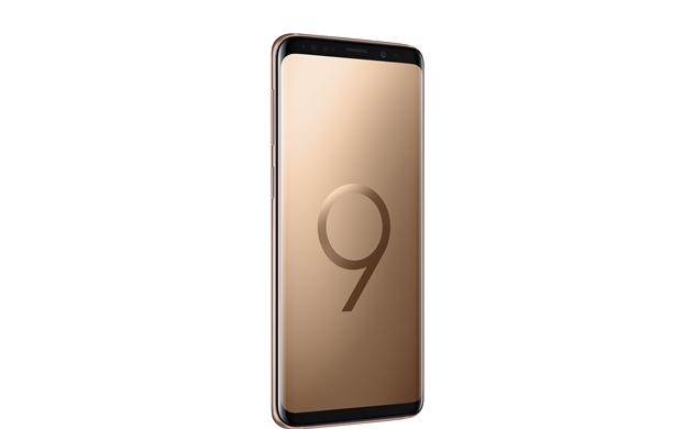 Galaxy S9+ phiên bản Hoàng Kim
