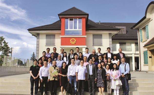 Người Việt bốn phương (số 586)