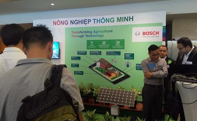 BOSCH: Doanh số thị trường Việt Nam đạt 114 triệu USD