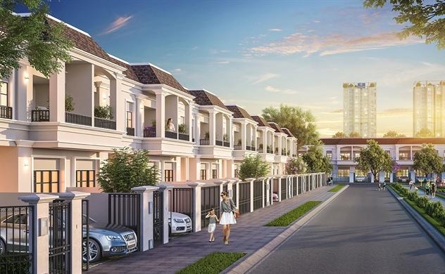 Chính thức công bố dự án nhà ở chuyên gia Thang Long Home – Hiệp Phước