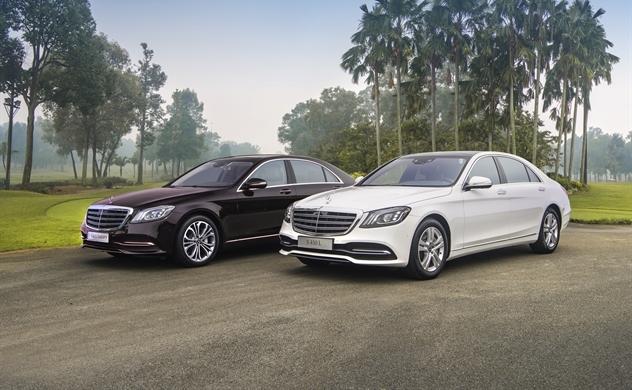 """""""Ngôi vương"""" và """"Dinh thự bay"""" mới của  Mercedes"""