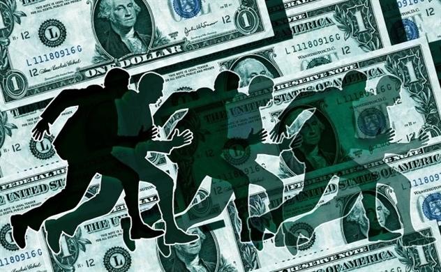 Nhà đầu tư ngoại rút vốn mạnh nhất khỏi thị trường mới nổi kể từ năm 2008