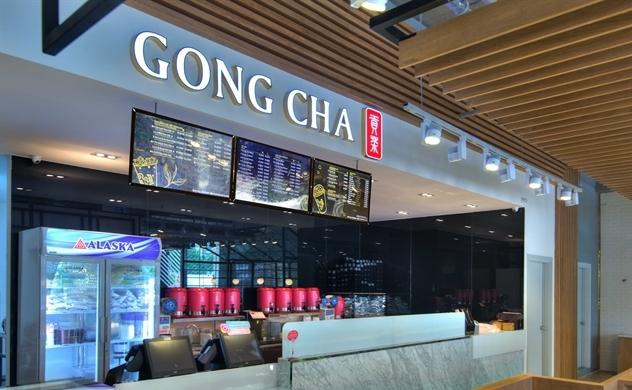 Gong Cha thay đổi nhận diện thương hiệu