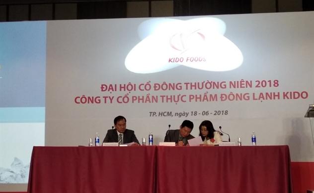 KIDO Foods sẽ làm trà sữa đóng chai