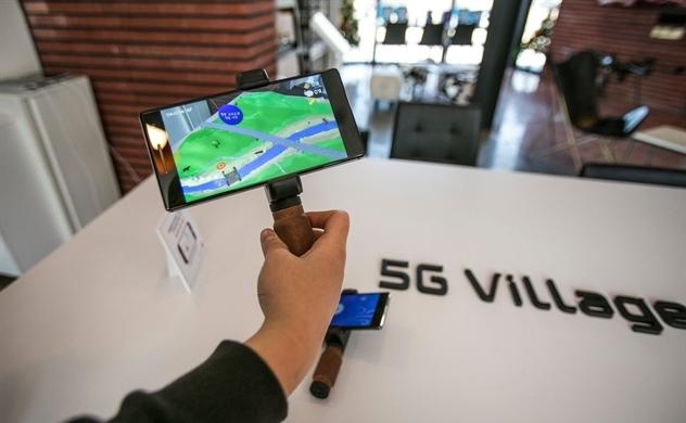 Hàn Quốc chuẩn bị thương mại hóa 5G
