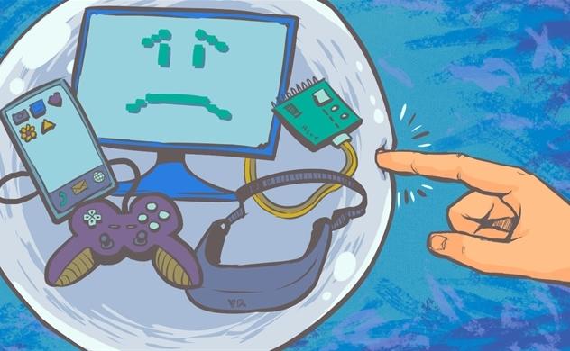 Bong bóng kỳ lân công nghệ sắp vỡ?