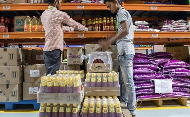 Hấp lực của thị trường thực phẩm trực tuyến Ấn Độ