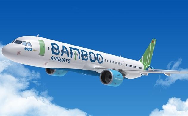 Ngày 1.10, Bamboo Airway sẽ bay chuyến đầu tiên
