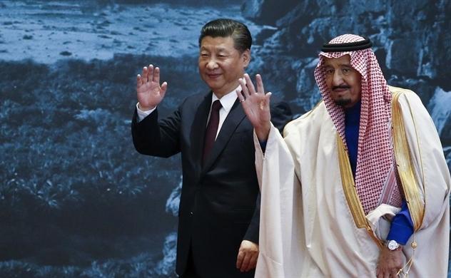 Trung Đông: Cuộc chinh phục mới của Trung Quốc