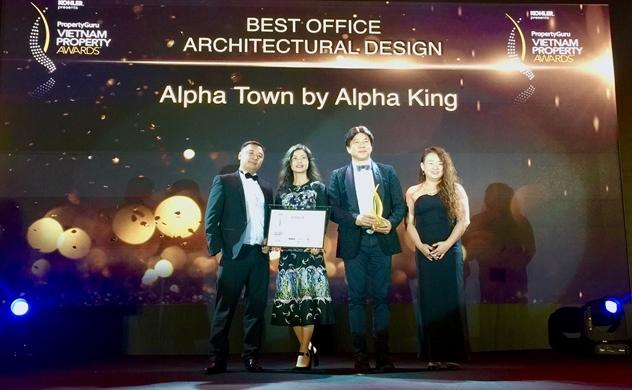 Dulux Professional tài trợ Giải thưởng Bất động sản Việt Nam 2018