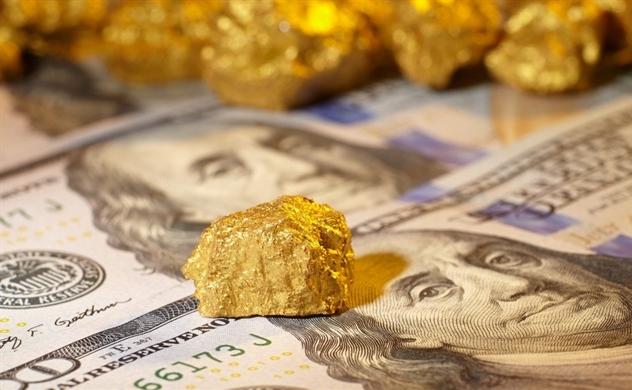 Giá vàng lập đáy, USD tăng tốc