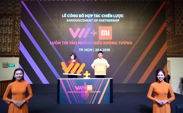 Vietnamobile công bố hợp tác chiến lược với Xiaomi