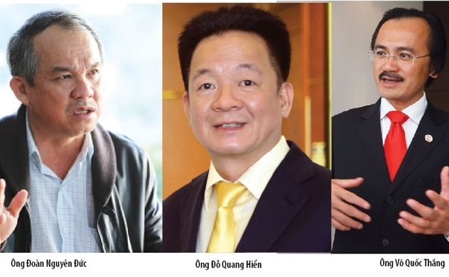 Tình hình kinh doanh của 3 ông bầu bóng đá