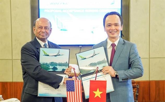 Bamboo Airways: Chuyến bay mạo hiểm của tỷ phú Trịnh Văn Quyết?
