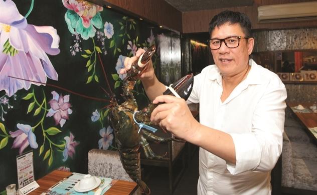 Harry Ang, nhà sáng lập chuỗi nhà hàng Lion City: Khó khăn là gia vị của cuộc sống!