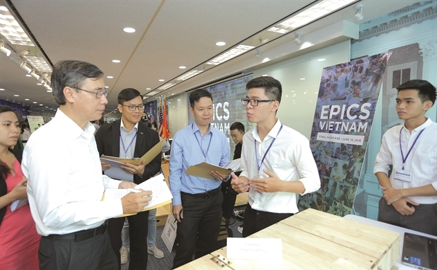 EPICS: Đưa sinh viên bước vào đời sống