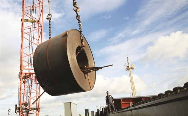 Trung Quốc đưa các lò thép sang ASEAN