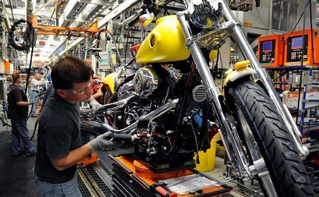 Harley Davidson dời một phần cơ sở sản xuất khỏi Mỹ