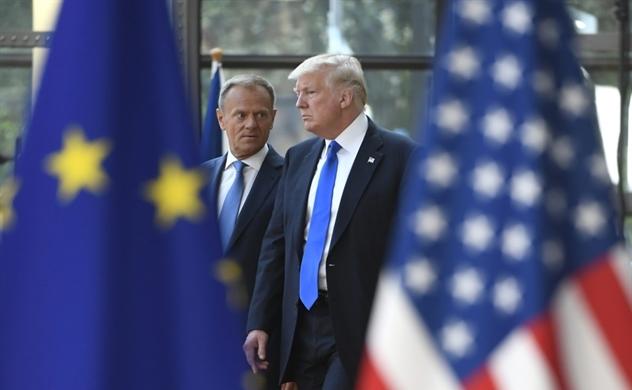 Cuộc chiến EU và Mỹ chính thức bắt đầu?