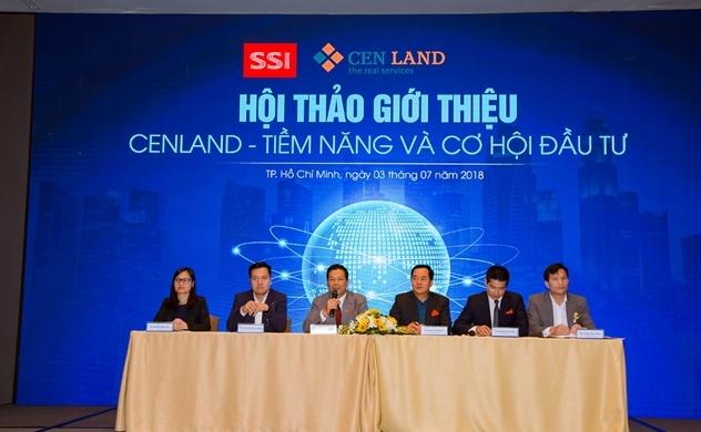 CENLand tổ chức Roadshow tại TP.HCM