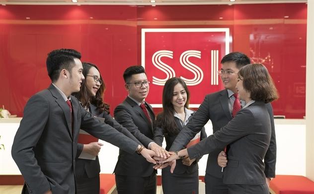 SSI đạt thị phần 23,08% và gấp đôi vị trí thứ 2