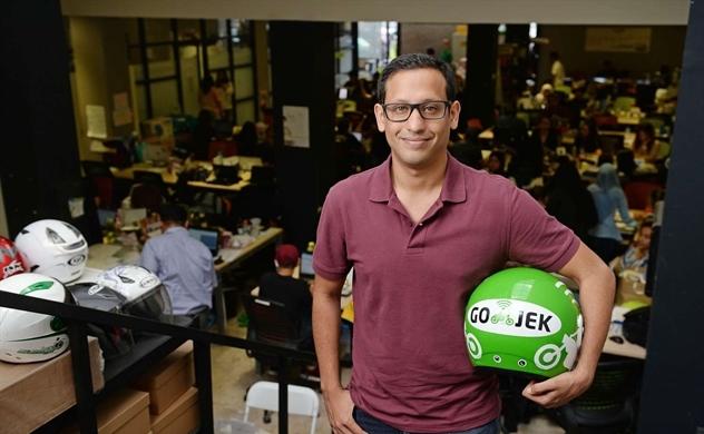 Ông chủ Go-Jek đã tạo ra start-up tỷ đô như thế nào?