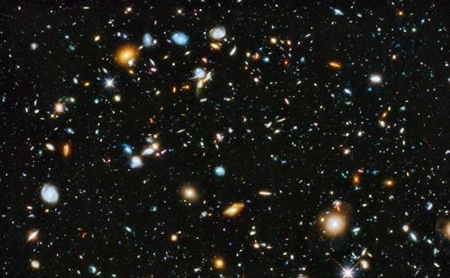 Những sự thật thú vị về không gian