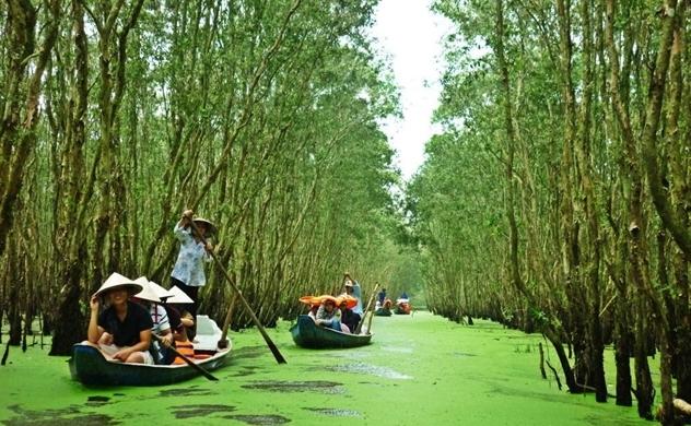 Tiền Giang lần đầu tiên lập kỷ lục về đón khách du lịch trong 6 tháng