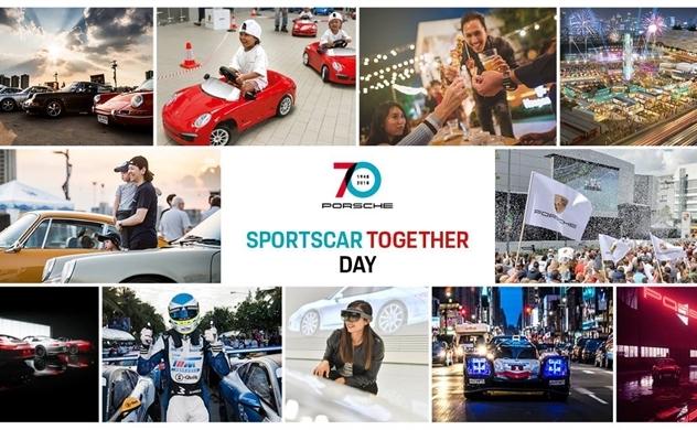 Lễ hội kỷ niệm 70 năm dành cho các tín đồ Porsche lớn nhất Đông Nam Á