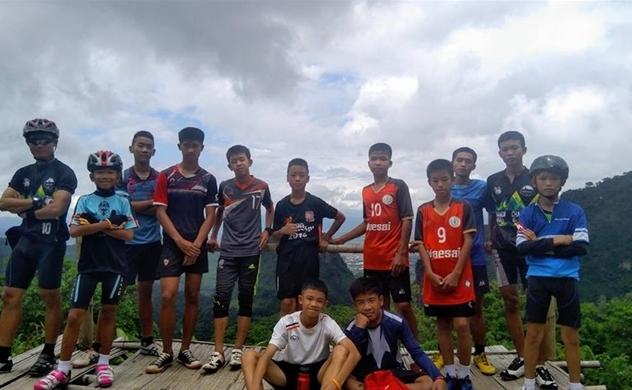 Ngồi thiền đã tăng cơ hội cho đội bóng nhí Thái sống sót
