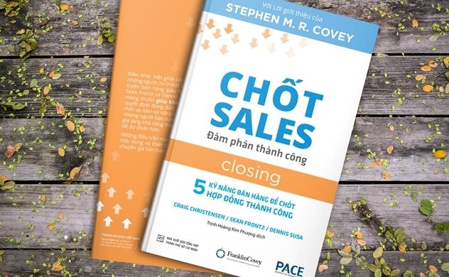 Chốt Sales: Bí mật đàm phán đơn hàng thành công