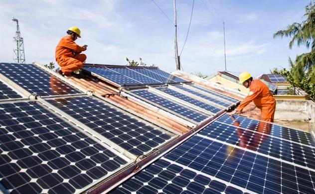 Giải pháp điện mặt trời cho hộ gia đình