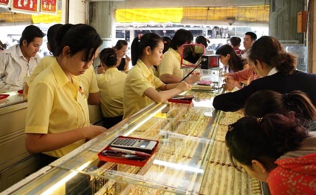 Việt Nam tiêu thụ vàng đứng thứ 14 thế giới trong năm 2017