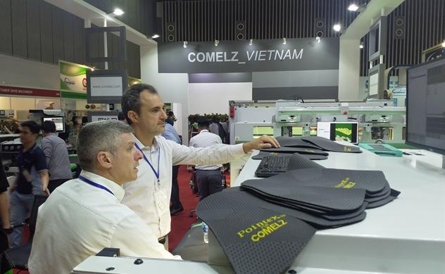 Ý kỳ vọng vào thị trường da giày Việt Nam